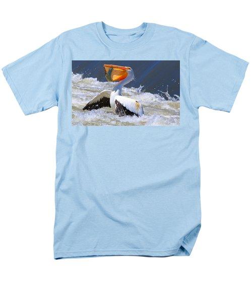 Fish For Dinner Men's T-Shirt  (Regular Fit)