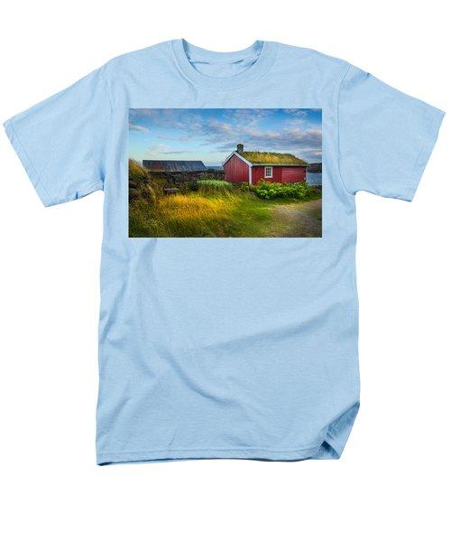 Fisherman House Men's T-Shirt  (Regular Fit) by Maciej Markiewicz