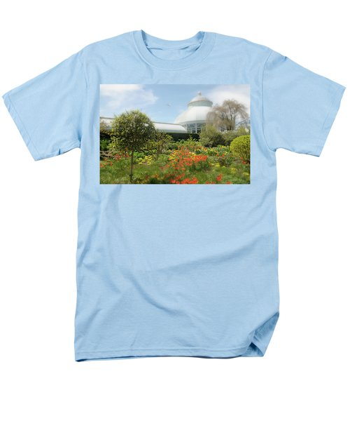 Men's T-Shirt  (Regular Fit) featuring the photograph Floral Notes by Diana Angstadt
