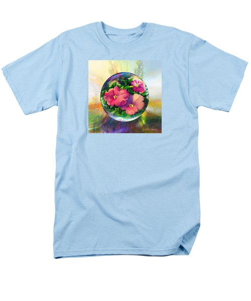 Flowering Panopticon Men's T-Shirt  (Regular Fit) by Robin Moline