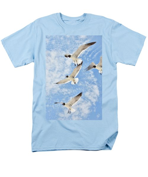 Flying High Men's T-Shirt  (Regular Fit)
