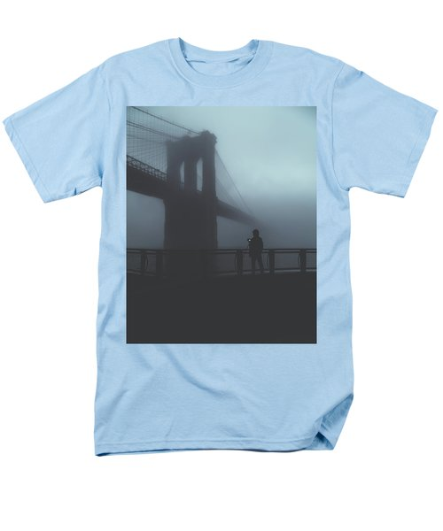 Fog Life  Men's T-Shirt  (Regular Fit) by Anthony Fields