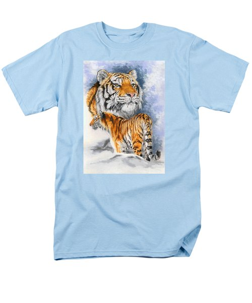 Forceful Men's T-Shirt  (Regular Fit) by Barbara Keith