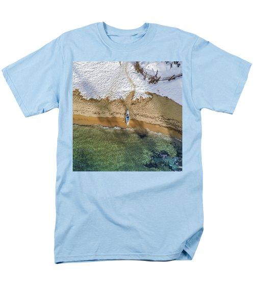 Four Seasons Men's T-Shirt  (Regular Fit) by Alpha Wanderlust
