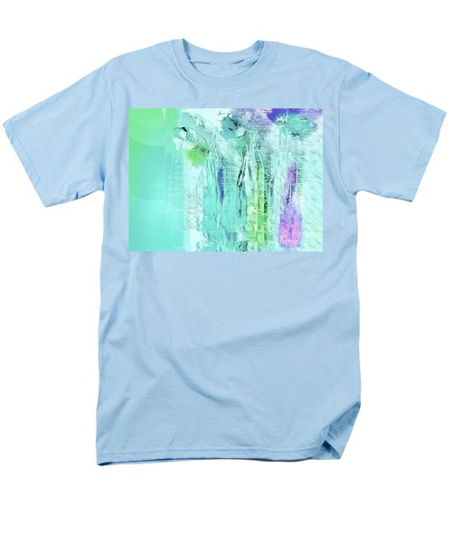 Men's T-Shirt  (Regular Fit) featuring the digital art French Still Life - 14b by Variance Collections
