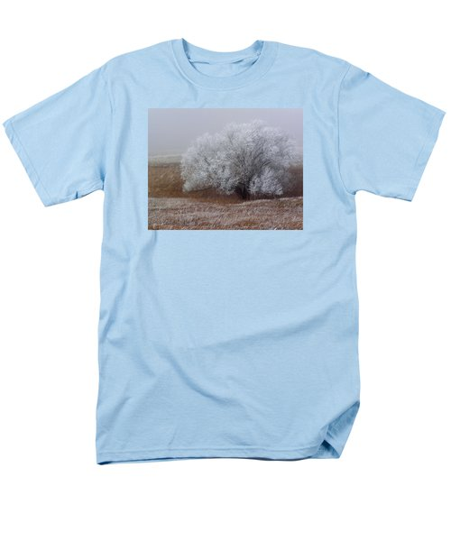 Frost And Fog Men's T-Shirt  (Regular Fit) by Alana Thrower