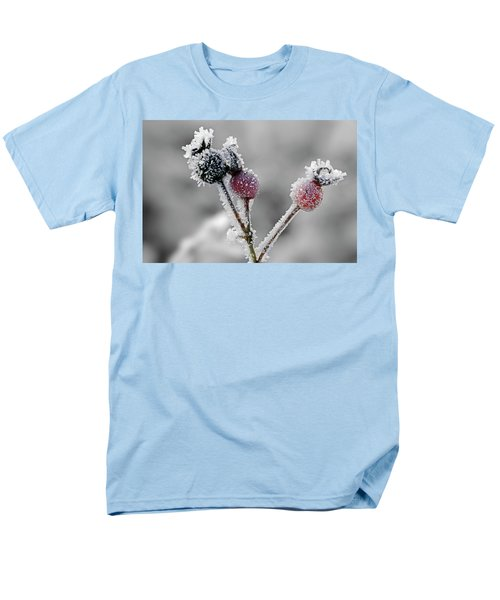 Frozen Buds Men's T-Shirt  (Regular Fit)