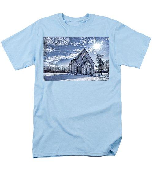 Frozen Land Men's T-Shirt  (Regular Fit) by Alana Ranney