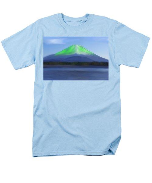 Fuji Men's T-Shirt  (Regular Fit) by Thomas M Pikolin