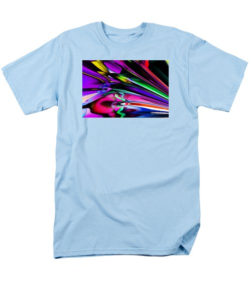 Fun With Colour Men's T-Shirt  (Regular Fit) by Elaine Hunter