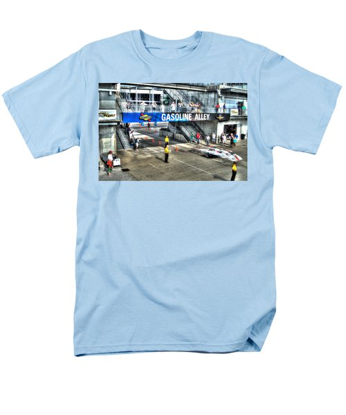 Gasoline Alley 2015 Men's T-Shirt  (Regular Fit) by Josh Williams
