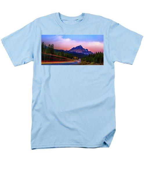 Get Your Motor Running Men's T-Shirt  (Regular Fit) by John Poon
