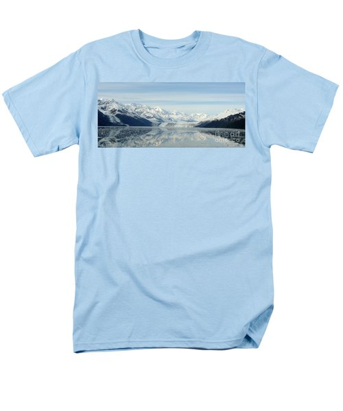 Glacier Bay Reflections Men's T-Shirt  (Regular Fit) by Susan Lafleur