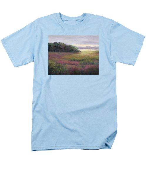 Glow On Gilsland Farm Men's T-Shirt  (Regular Fit) by Vikki Bouffard