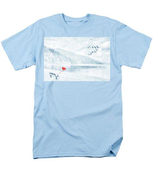 Gone Men's T-Shirt  (Regular Fit) by Iryna Goodall
