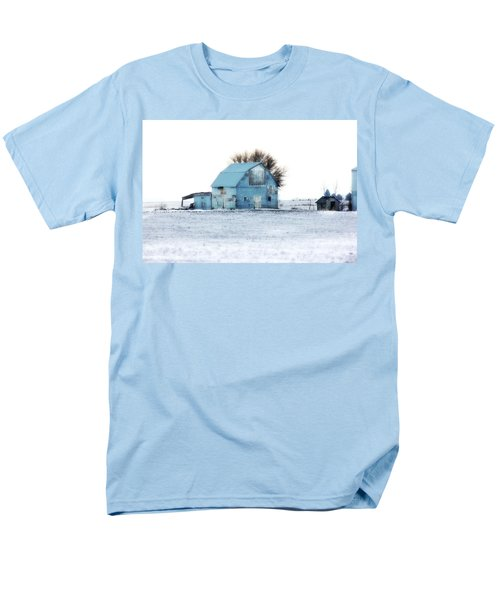 Men's T-Shirt  (Regular Fit) featuring the photograph Grays by Julie Hamilton