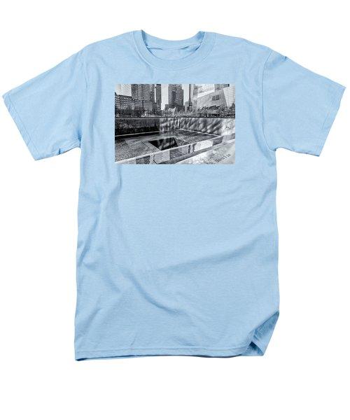 Ground Zero Men's T-Shirt  (Regular Fit) by Sabine Edrissi
