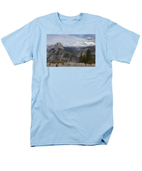 Half Dome Men's T-Shirt  (Regular Fit) by Ivete Basso Photography