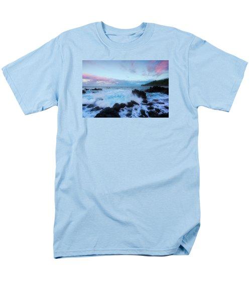 Men's T-Shirt  (Regular Fit) featuring the photograph Hamakua Sunset by Ryan Manuel