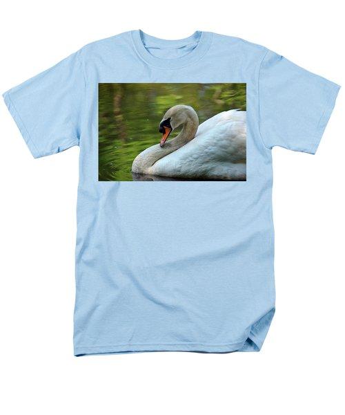 Hammy Swan Men's T-Shirt  (Regular Fit) by Ronda Ryan
