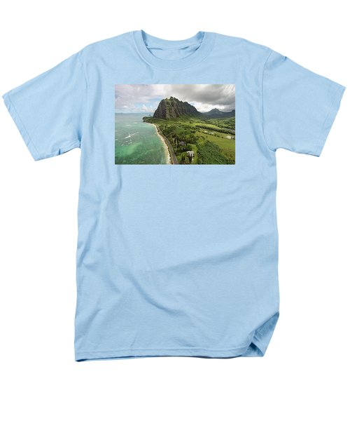 Hawaii Beauty Men's T-Shirt  (Regular Fit)