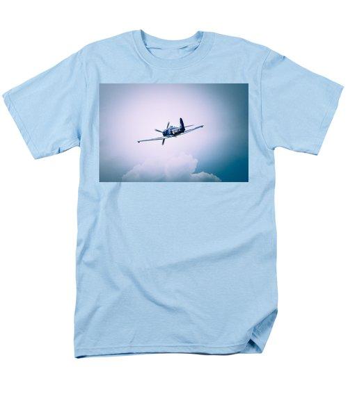 Hawker Sea Fury Fb11 Men's T-Shirt  (Regular Fit) by Thomas M Pikolin