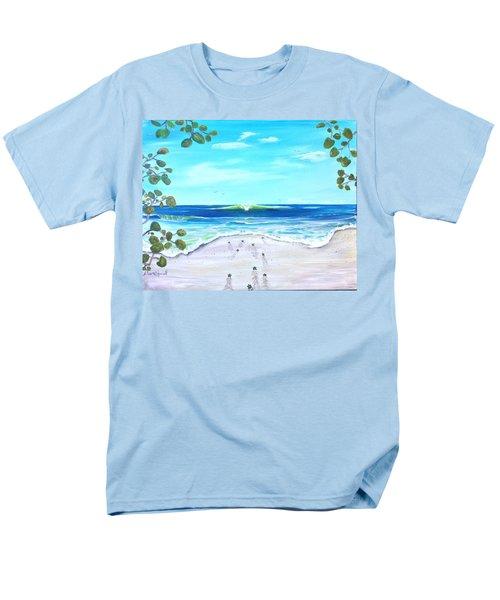 Headed Home Men's T-Shirt  (Regular Fit) by Dawn Harrell