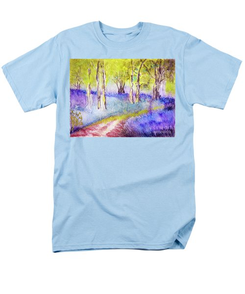 Heather Glade Men's T-Shirt  (Regular Fit) by Jasna Dragun