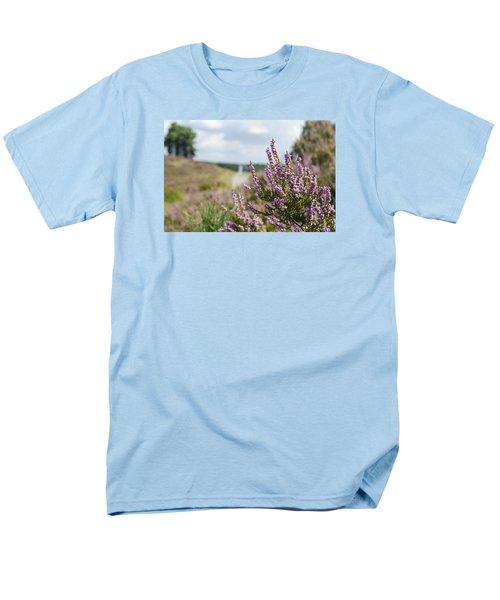 Heather Men's T-Shirt  (Regular Fit) by Rainer Kersten