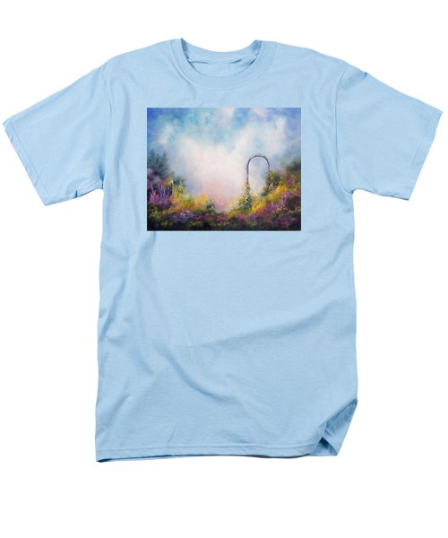 Heaven's Gate Men's T-Shirt  (Regular Fit) by Marina Petro