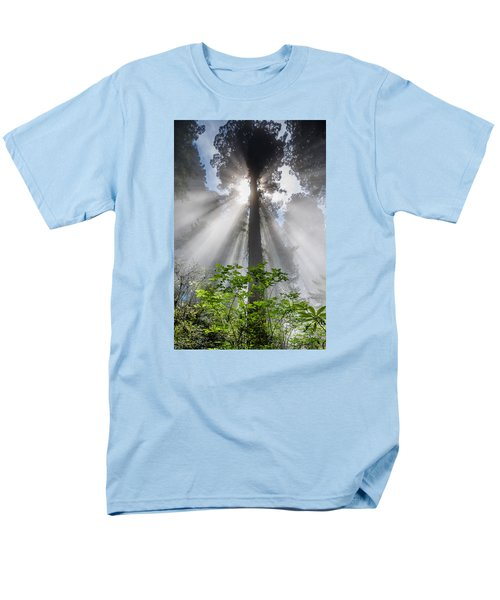 Heaven's Light Men's T-Shirt  (Regular Fit) by Greg Nyquist