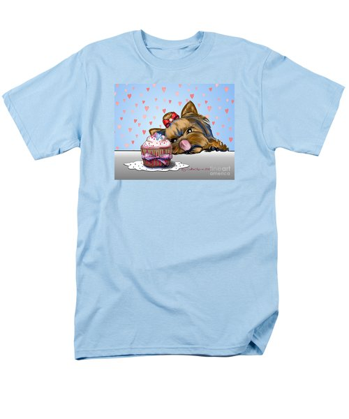 Hey There Cupcake Men's T-Shirt  (Regular Fit) by Catia Cho