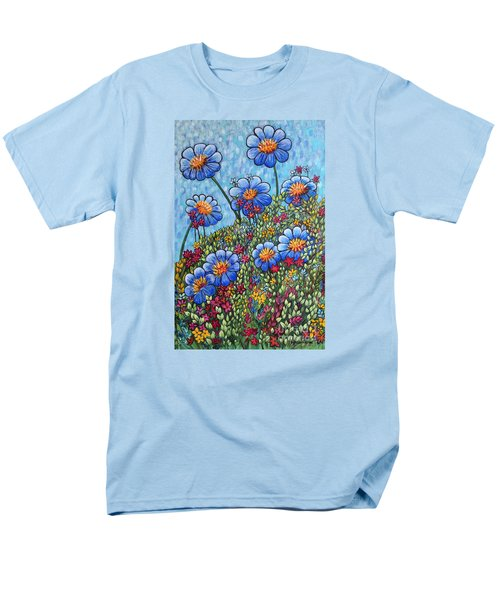 Hillside Blues Men's T-Shirt  (Regular Fit)