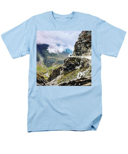 Himalayan Roads Are Good For Your Men's T-Shirt  (Regular Fit)