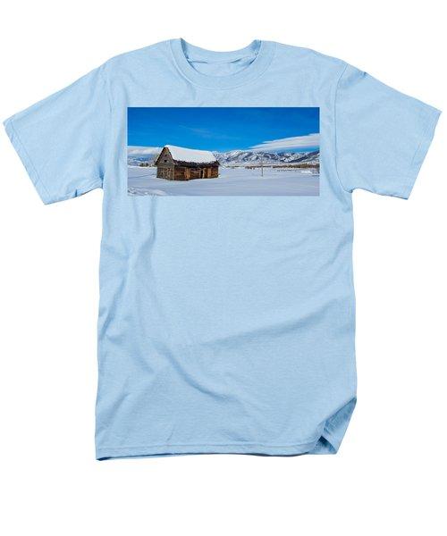 Homestead Men's T-Shirt  (Regular Fit) by Sean Allen