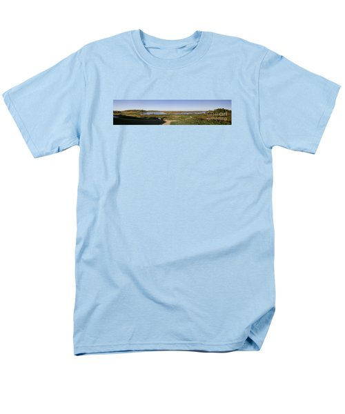 Men's T-Shirt  (Regular Fit) featuring the photograph Horicon Marsh Wildlife Refuge by Ricky L Jones