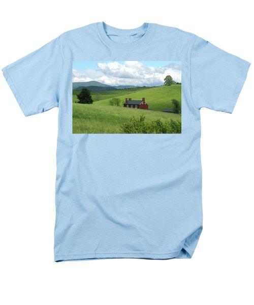 House In The Hills Men's T-Shirt  (Regular Fit)