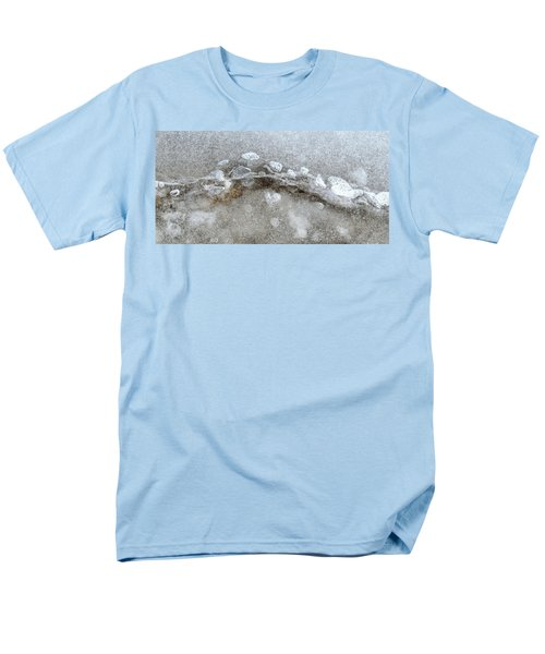Ice And The Beach Four  Men's T-Shirt  (Regular Fit) by Lyle Crump