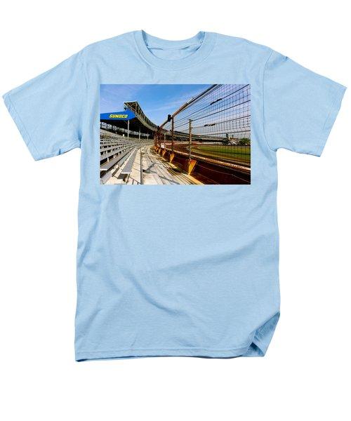 Indy  Indianapolis Motor Speedway Men's T-Shirt  (Regular Fit)