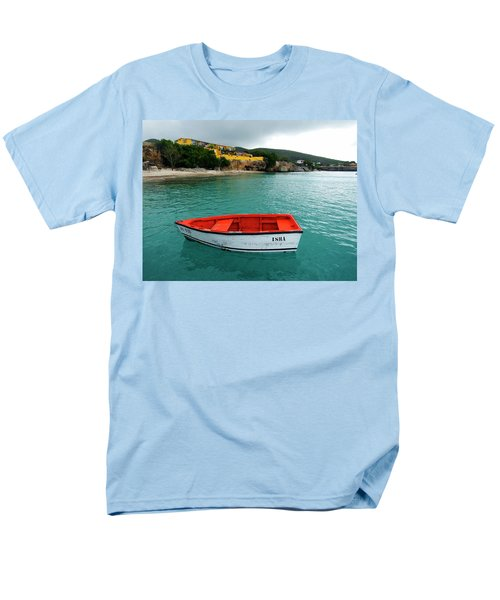 Men's T-Shirt  (Regular Fit) featuring the photograph Isha by Kurt Van Wagner