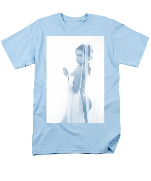 Isolated Men's T-Shirt  (Regular Fit) by Kiran Joshi