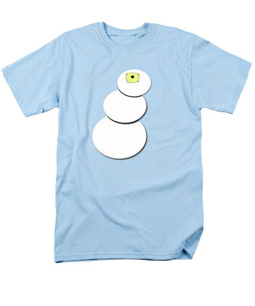 Jack Winter Men's T-Shirt  (Regular Fit) by Uncle J's Monsters