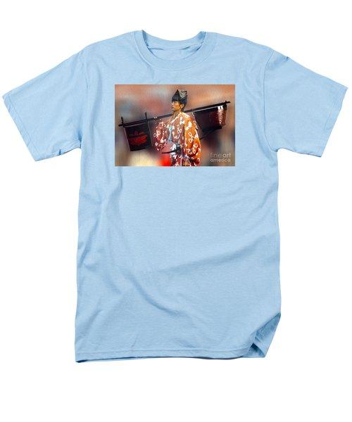 Jidai Matsuri Xxv Men's T-Shirt  (Regular Fit) by Cassandra Buckley
