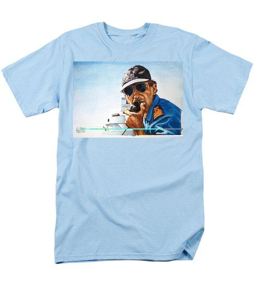 Joe Johnson Men's T-Shirt  (Regular Fit) by Tim Johnson