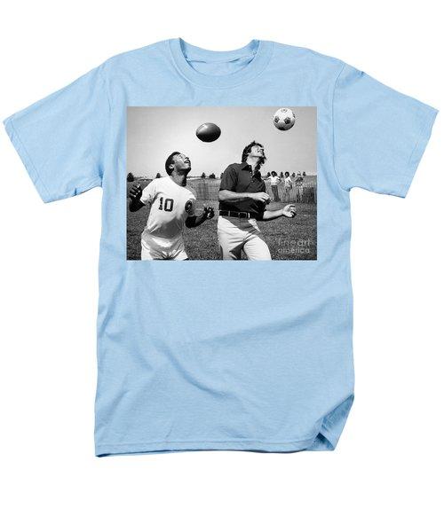 Joe Namath (1943- ) Men's T-Shirt  (Regular Fit) by Granger