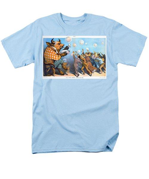 John Pierpont Morgan Men's T-Shirt  (Regular Fit) by Granger