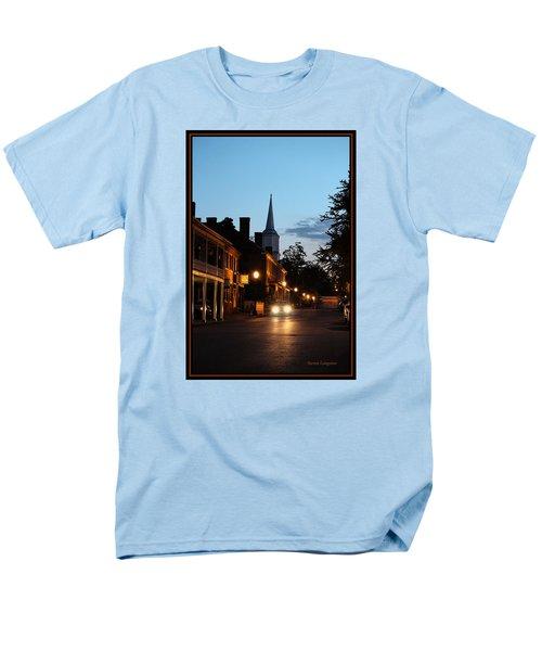 Jonesborough Tennessee 10 Men's T-Shirt  (Regular Fit) by Steven Lebron Langston