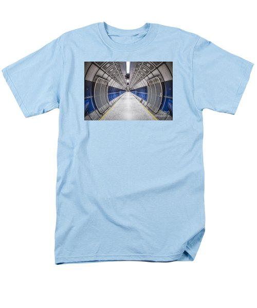 Journey To The Center Of Your Mind Men's T-Shirt  (Regular Fit) by Evelina Kremsdorf