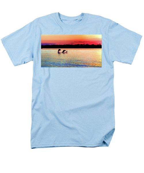 Joy Of The Dance Men's T-Shirt  (Regular Fit) by Karen Wiles