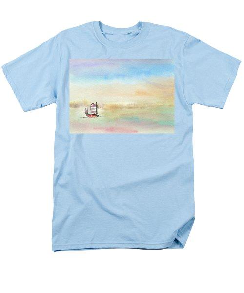 Junk Sailing Men's T-Shirt  (Regular Fit) by R Kyllo